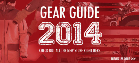 The 2014 Gear Guide is here