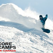 Core Snowboard Camp in Whistler, Canada.