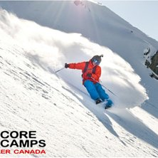 Core Ski Camp in Whistler, Canada.