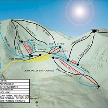 Skimap Mt Lyford