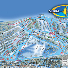 Skimap Sierra Summit