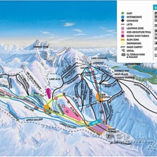 Skimap The Remarkables