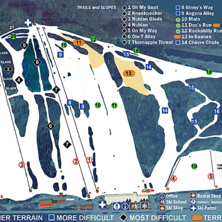 Skimap Toggenburg Ski Center