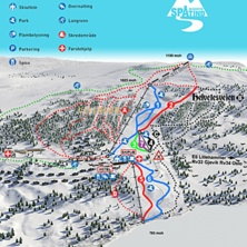 Skimap Spåtind skisenter AS