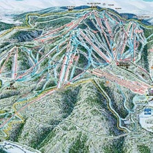 Skimap Killington