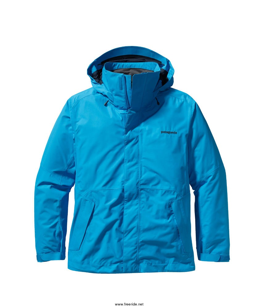 Patagonia Snowshot Jacket review Freeride