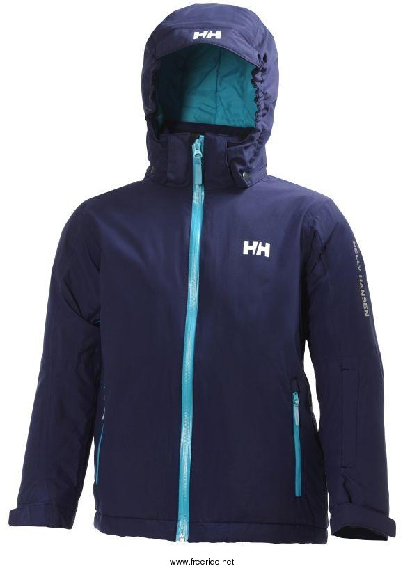 meticulous dyeing processes cost charm buy good Helly Hansen JR Motion Ski Jacket review - Freeride