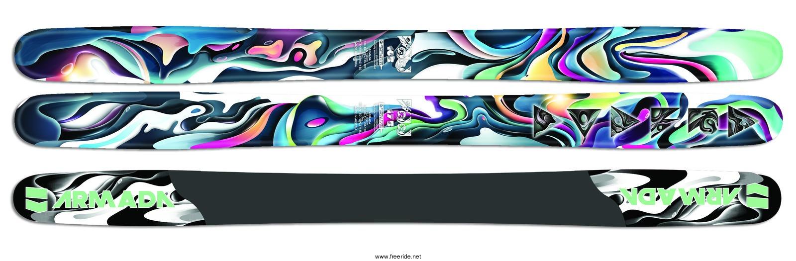 Gear guide 2014 skis armada vjj 2014 armada vjj 2014