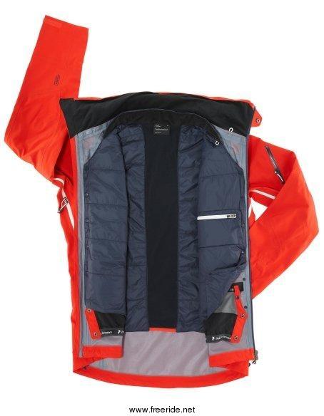 Peak Performance Heli Aero Jacket - Freeride