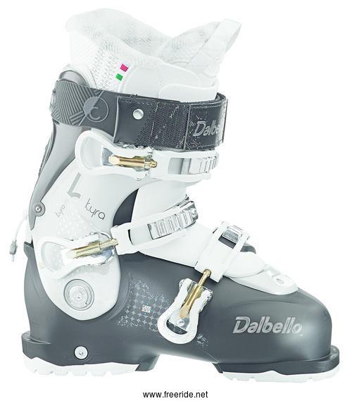 Dalbello Ski Boots 2015 Freeride