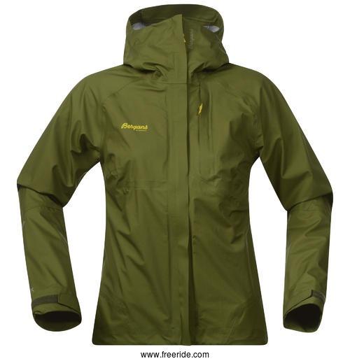 Bergans Surten Insulated Jacket recension Freeride