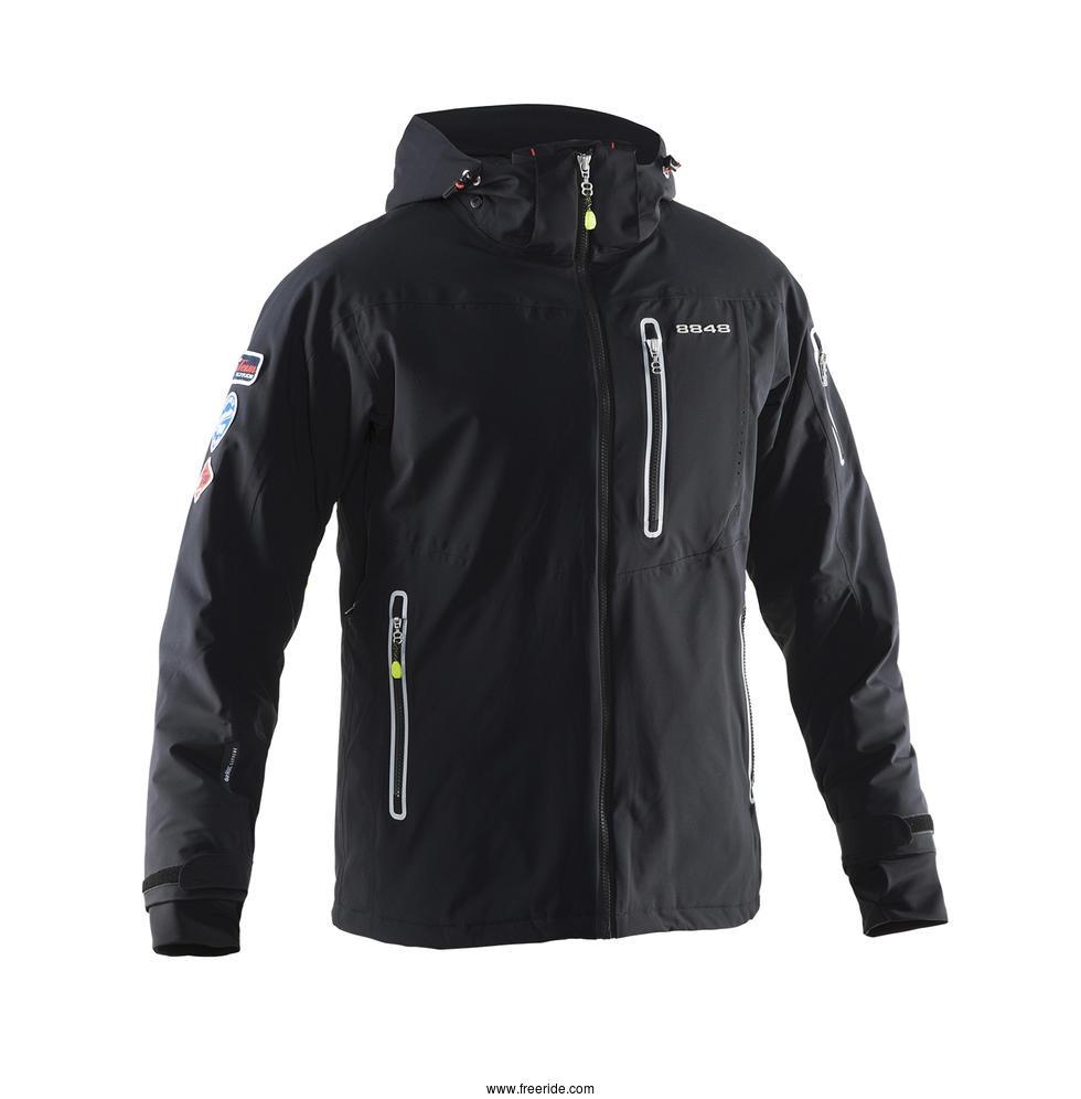 online jälleenmyyjä ostokset uusi korkealaatuinen 8848 Altitude Hinault Jacket review - Freeride