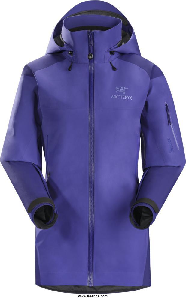 Arcteryx Theta AR Jacket Women's review Freeride