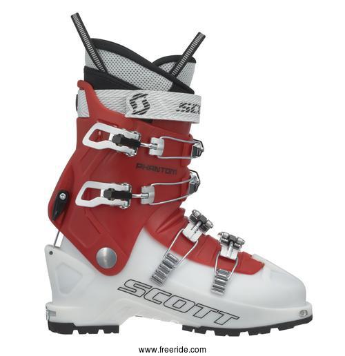 Scott Ski Boots 2016 Freeride