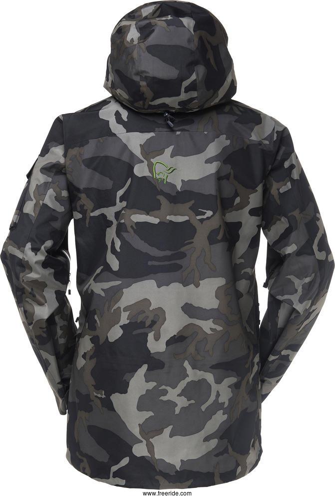 Norrona Men's Tamok Gore Tex Jacket