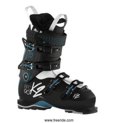 K2 Ski Boots 2017 Freeride