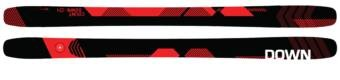 Down Skis CountDown Carbon 104