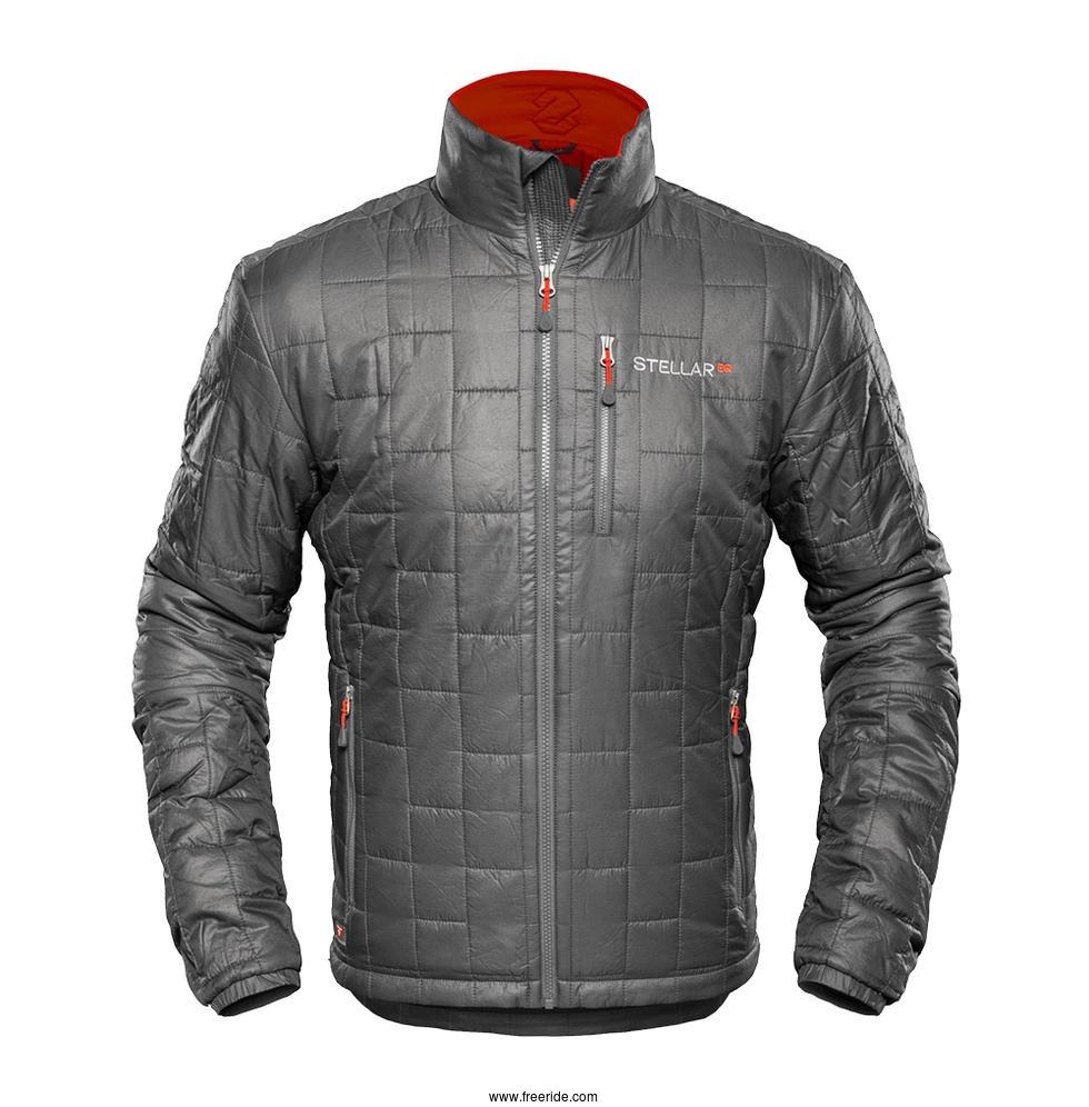 Stellar Equipment Primaloft jacket review Freeride