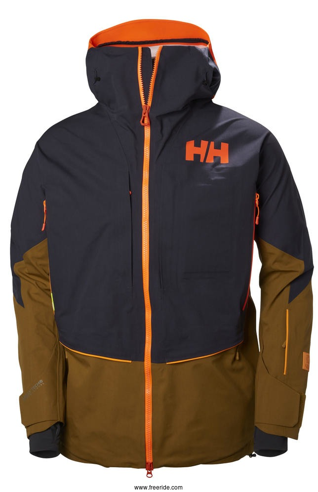 Helly Hansen Elevation Shell Jacket review Freeride