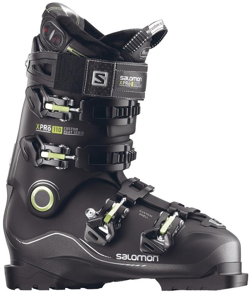 Salomon X Pro Custom Heat review Freeride
