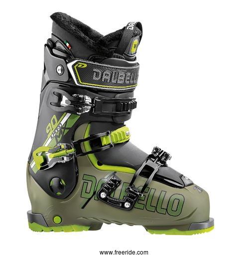 Dalbello Ski Boots 2018 Freeride