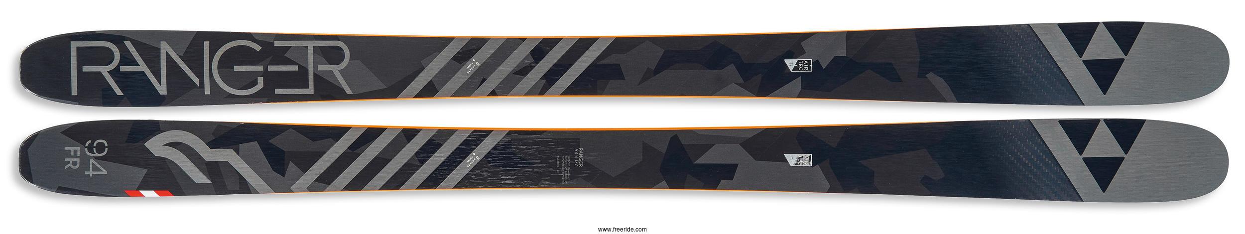 Details about  /Fischer Ranger 94 FR Ski