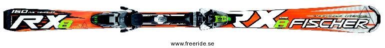 fischer rx 8 2005