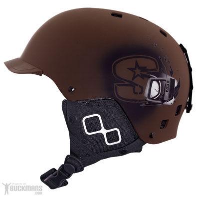 nouveau produit 11bdd 33bde Salomon Brigade Helmet - Freeride