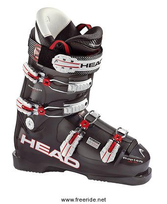 Head Ski Boots 2010 Freeride
