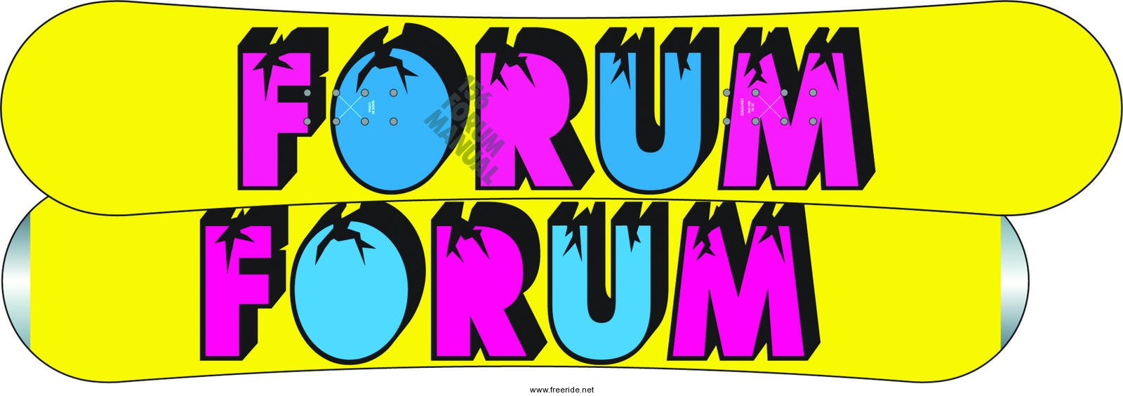 forum manual freeride rh freeride com Forum Destroyer Snowboard Snowboard Manual