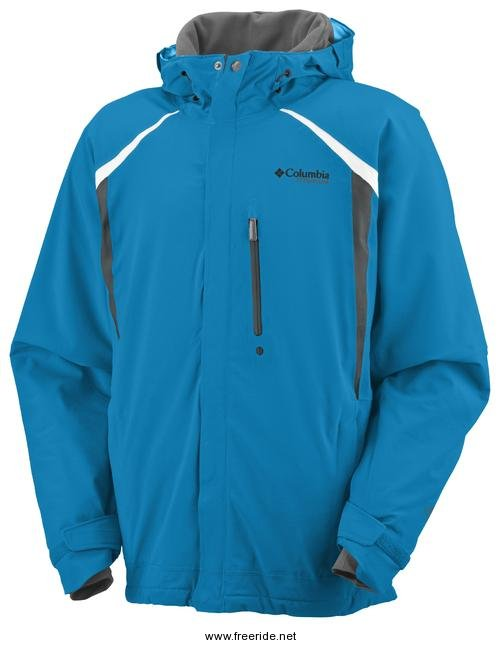 Практичная, Black Куртка Columbia Jacket Ice предполагал, что дальше