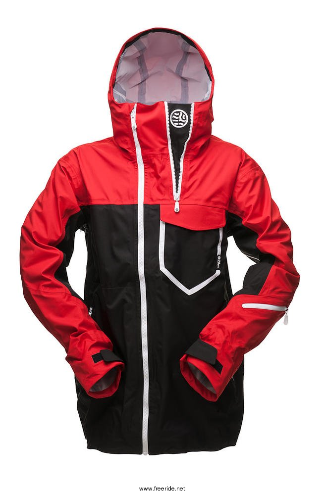 Four Elements Staika Jacket 2.0 review Freeride