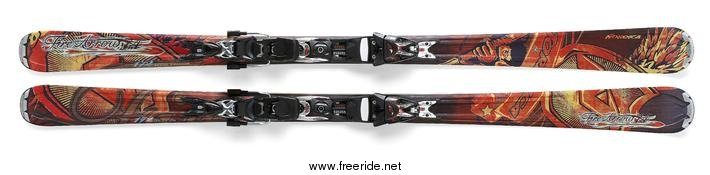 Nordica Fire Arrow 74