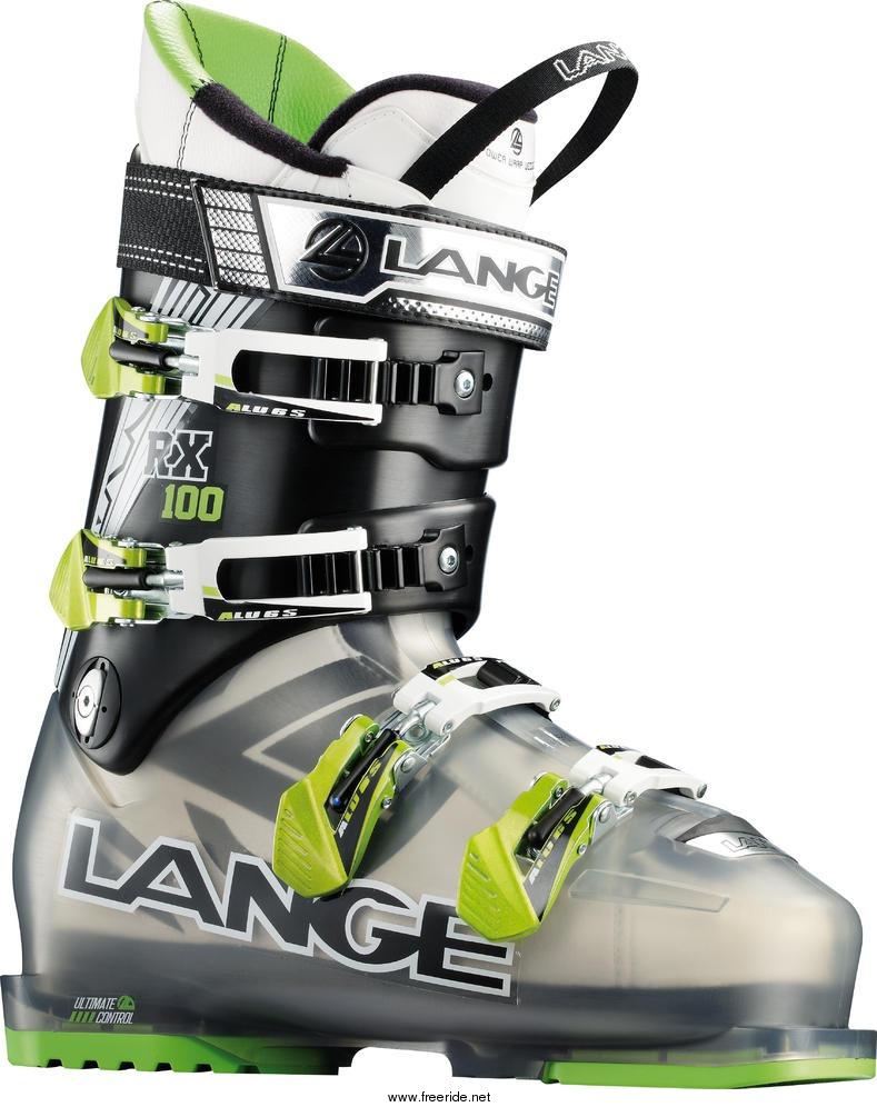 Downhill Skiing Lange RX 100 Ski Boot