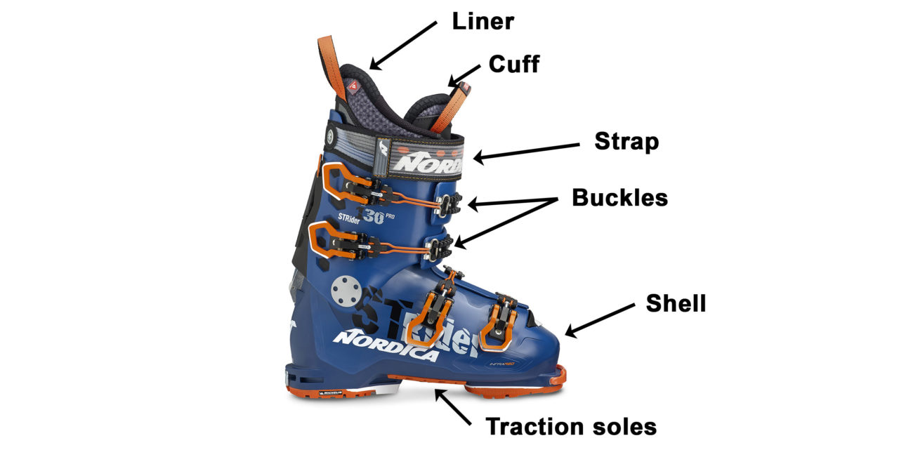 How to choose ski boots 40