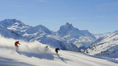 Win a ski holiday for 4 people to Canazei