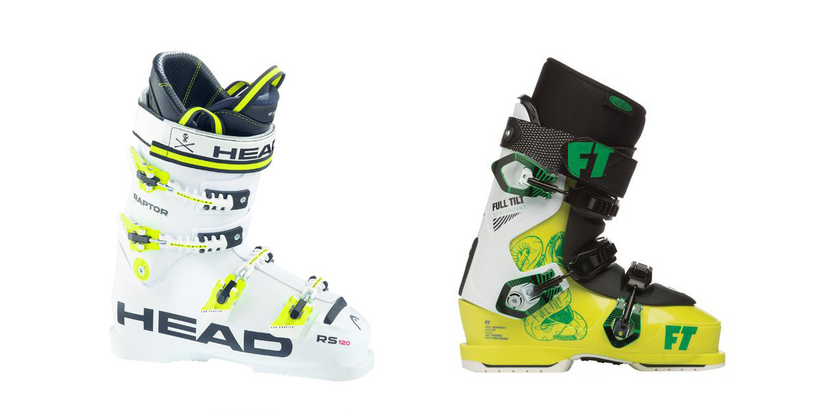 How to choose ski boots - Freeride