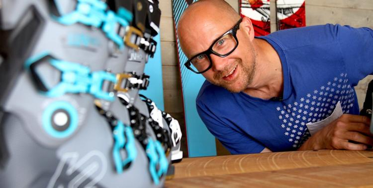 Henrik Enarsson has been working with feet and ski boots since forever.