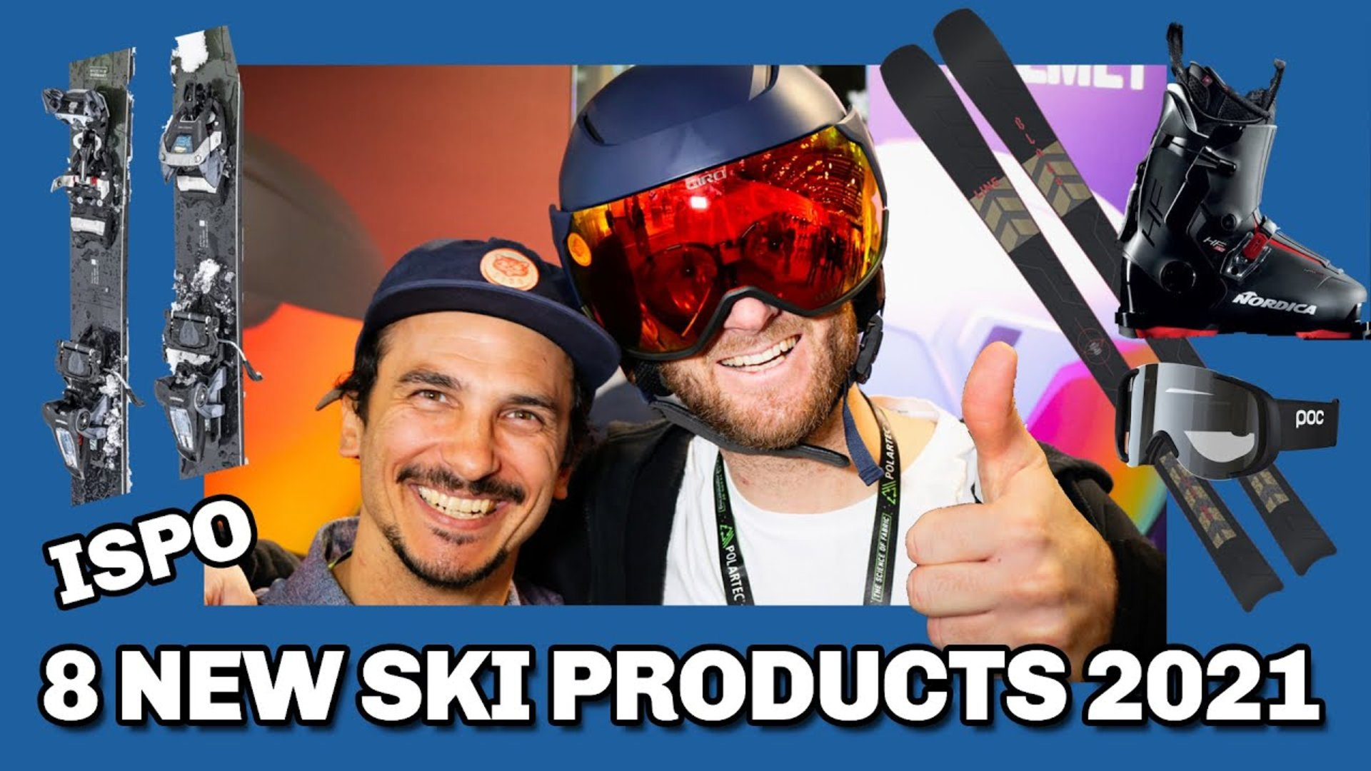 Best New Products 2021 Best Ski Products 2021 – ISPO preview   Freeride