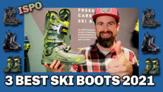 Top 3 new ski boots winter 2021 – ISPO preview
